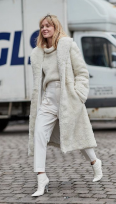 Invierno 2019 Total white
