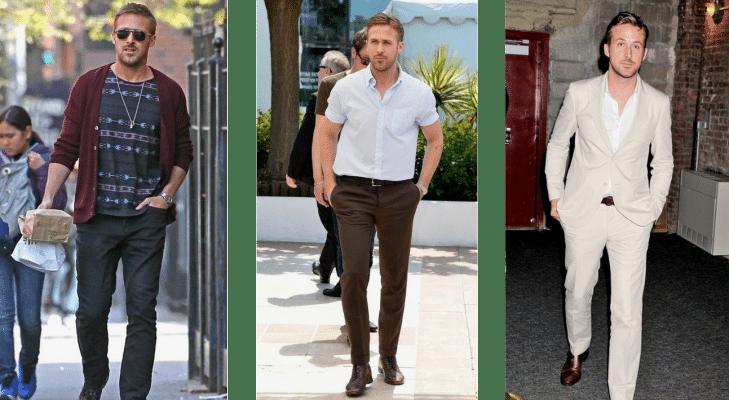 Hombres Ryan Gosling