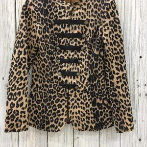 Chaqueta militar leopardo