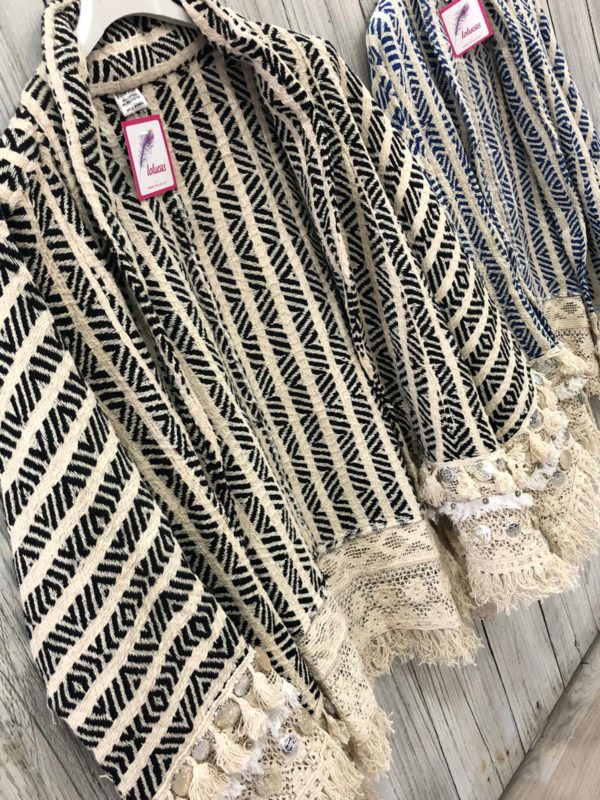kimono espiga