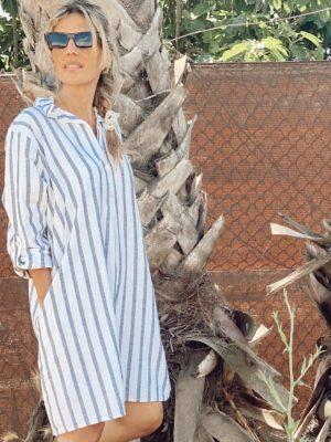 Vestido Camisero Túnez